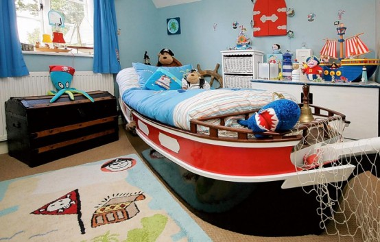 Детская комната место где рождаются