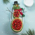 Как сохранить арбуз свежим до Нового года