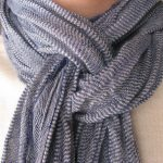 15 оригинальных идей, как элегантно завязать шарфик
