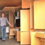 То, что он сделал на 24 м², просто не укладывается в голове! Лучший дизайн маленькой квартиры